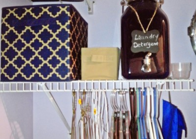 Professional Organizer Laundry Room Ideas