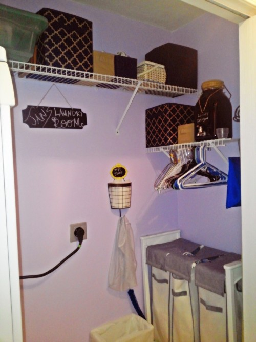 Kessler Organized Designs Laundry Room Ideas