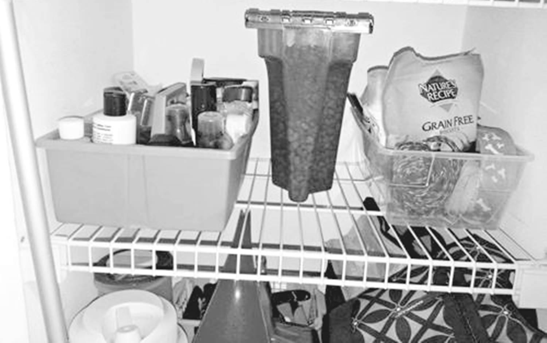 Jan's Kitchen Pantry